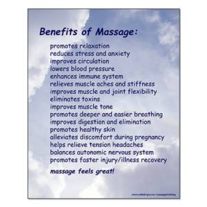 Benefits of Therapeutic Massage